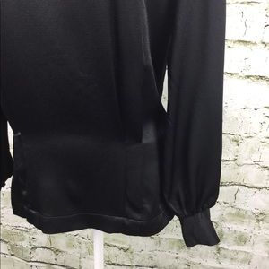 Liz Claiborne Tops - Liz Claiborne Collection Black Long Sleeve Top